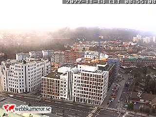 Webkamera - Nacka Stad