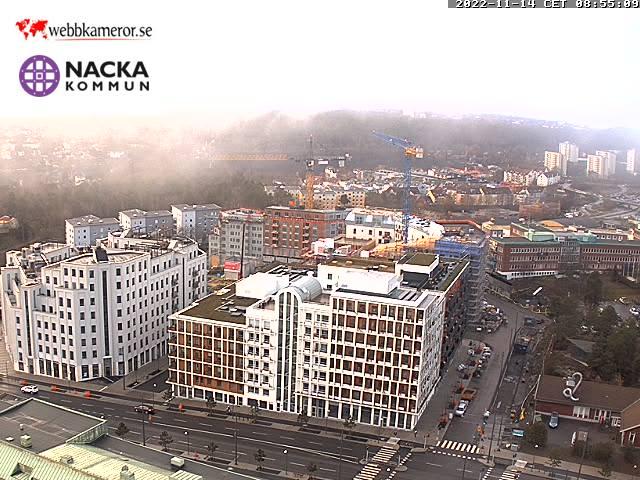 Webbkamera - Nacka, Stockholm