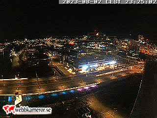 Webbkamera - Göteborg, nya Älvstaden
