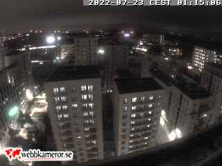 Byggkamera: Stockholm, Hagastaden